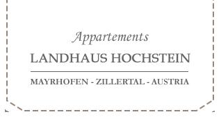 Landhaus-Hochstein Appartements